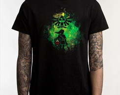 Camiseta The Legend Of Zelda 15462