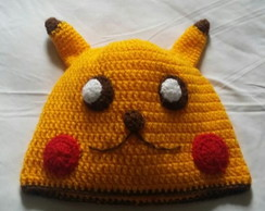 Touca Pokemon Picachu