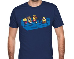 Camiseta Minions Despicable Me 010