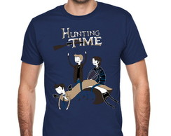 Camiseta Hunting Time 024