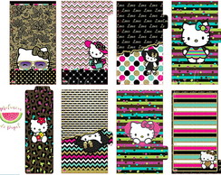 Kit Divisórias (Personal) - Hello Kitty