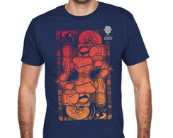 Camiseta Metroid The Queen Of Space 043