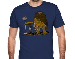 Camiseta Bioshock Little Sister 052