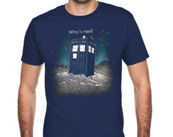 Camiseta Doctor Who's Next 065