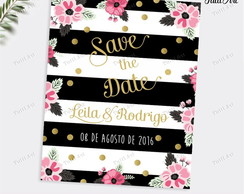 Save the Date Digital Casamento