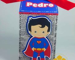 Caixa Super Man (milk)