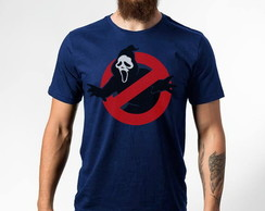 Camiseta Ghostbusters Scream 123