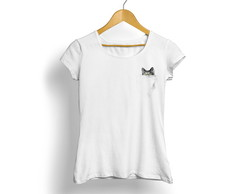 Camiseta Branca Tropicalli 5257
