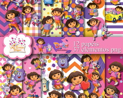 KIT DIGITAL Dora a Aventureira