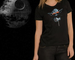 Camiseta Feminina Star Wars Darth Vader