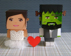 Paper Casal Personalizados Luciana Lopes