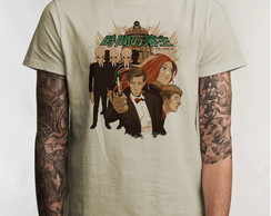 Camiseta Doctor Who Anime 5048