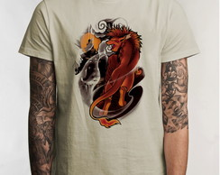 Camiseta Final Fantasy Red XIII 5065