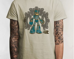 Camiseta Mega Man Gaming 5099