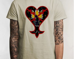 Camiseta Kingdom Hearts 5104