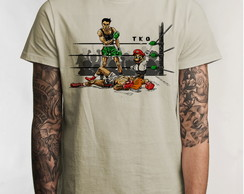 Camiseta Mario Little Mac 5129