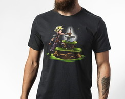 Camiseta Final Fantasy Cloud Strife 6018