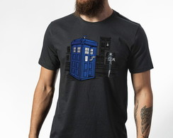 Camiseta Doctor Who Paperman 6099