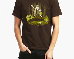Camiseta Calvin and Hobbes 10029