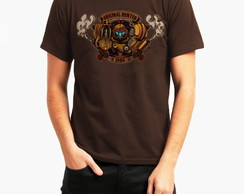 Camiseta Original Hunter 1986 10046