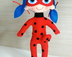 Lady bug Miraculous pronta entrega