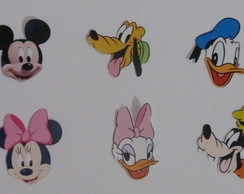 Toppers Turma do Mickey