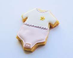 Biscoito decorado Body infantil