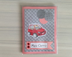 Capa P/ Documento De Carro