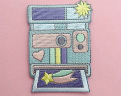 Polaroid Patch Termocolante