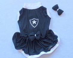 0cfeb55495 ... Vestido Pet de Time - Botafogo P e M