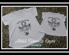 Camisetas Estampadas tema Channel