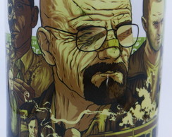 Caneca Breaking Bad - Mod.08