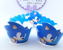 Wrapper Mini (Saia Cupcake) Sonic