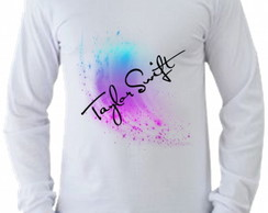 Camiseta Taylor Swift manga longa 03