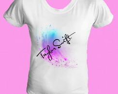 Camiseta babylook Taylor Swift 03