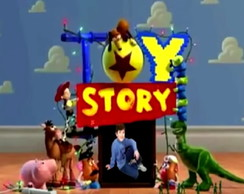 Álbum Infantil, Toy Story.