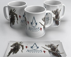 Kit Assassin's Creed Caneca + Mouse Pad