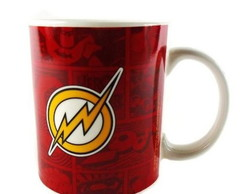 Caneca de Porcelana Dc Comics - Flash