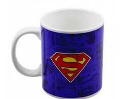Caneca de Porcelana Dc Comics Super Man