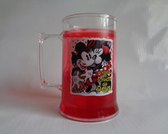 Caneca Gel 350ml - Mickey e Minnie 01