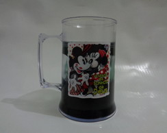 Caneca Gel 350ml - Mickey e Minnie 02