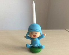 Personagem Vela pocoyo