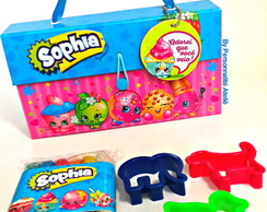 Maletinha Kit Massinha Shopkins