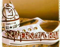 all star personalizado supernatural