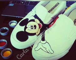 all star personalizado Mickey