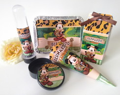 Kit festa 2 Mickey Safari
