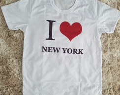 Camiseta I love New York