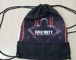 Mochila esportiva Call of Duty
