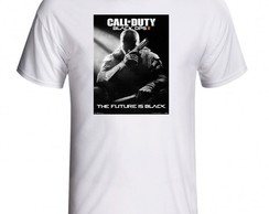 CAMISETA CALL OF DUTY BLACK OPS II