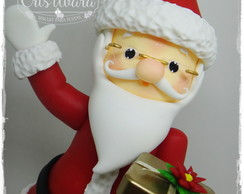 Papai Noel decorativo M